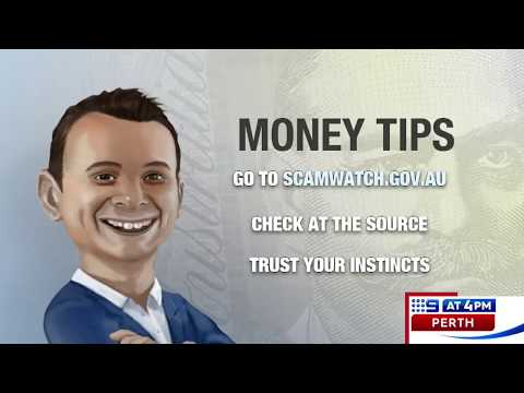 Senior Scams | 9 News Perth