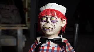 Dandy Andy -  Scary Haunted Doll is ALIVE!