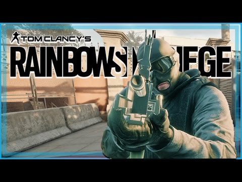 Thumbnail: Tom Clancy's Rainbow 6 Siege Funny Moments! C4 Quad, Epic Rounds, and Random Moments!