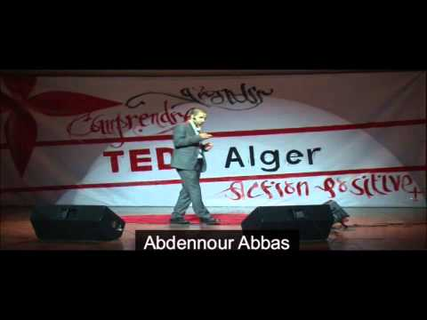 Redefinition de l'innovation: Abdennour Abbas at TEDxAlger
