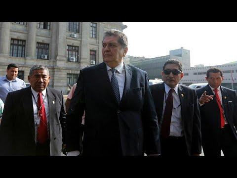 رئيس بيرو السابق يطلب حق اللجوء لأوروغواي إثر اتهامه بالفساد المالي…  - نشر قبل 9 دقيقة