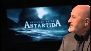 Misterios en la Antártida, El Lago y la Estación Vostok  Cuevas Misteriosas