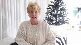This woman puts her Christmas tree up in September for an important reason
