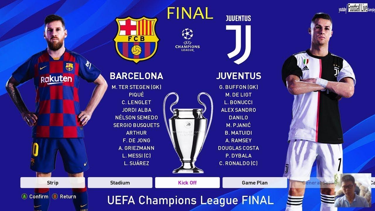 juventus vs barcelona - photo #45
