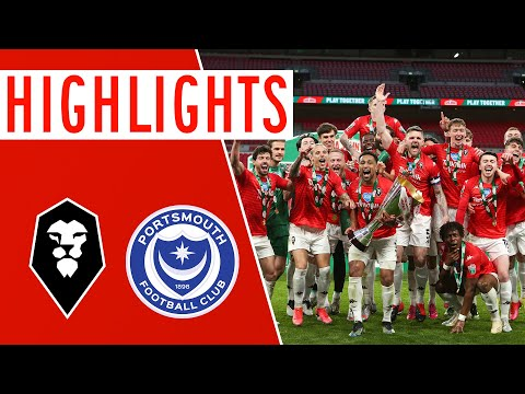 Portsmouth Salford Goals And Highlights
