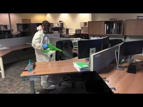 Virus Decontamination and Disinfection Services in Toronto and the GTA