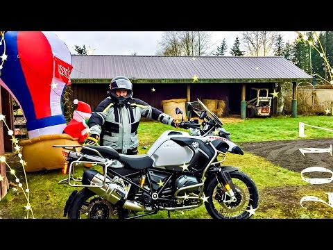 1st Outing on The New BMW GSA!! - Loving This Beemer!  | MotoVlog 296
