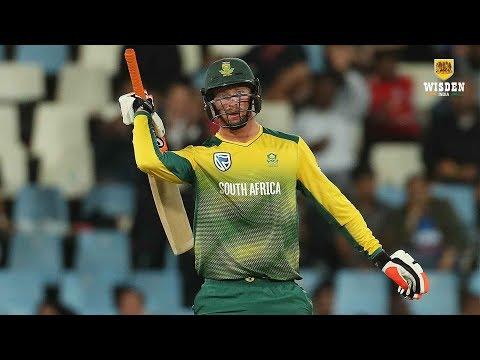 Klaasen, Duminy star as South Africa level series | Wisden India