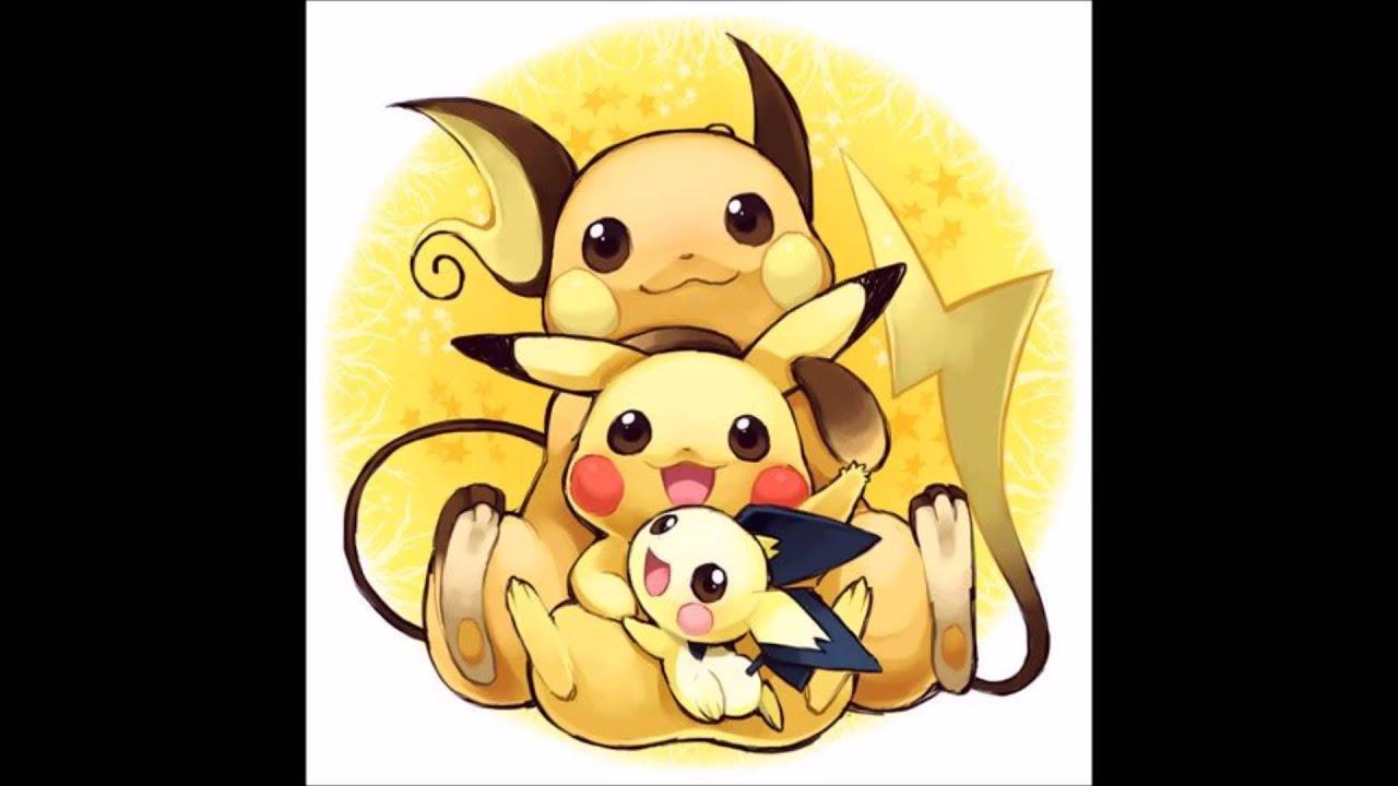 Daycore - Pichu Pikachu Raichu Rap Song - YouTube Pichu Pikachu Raichu Rap
