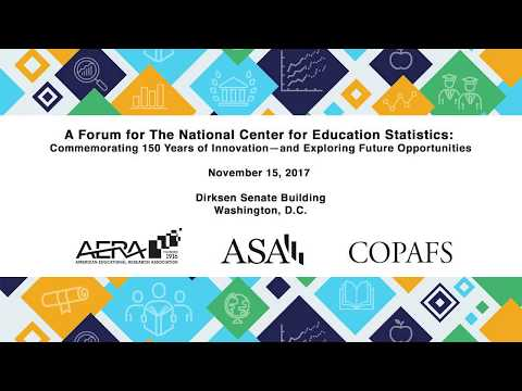 The National Center for Education Statistics: Commemorating 150 Years of Innovation
