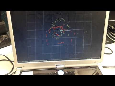 laser scanner thesis matlab