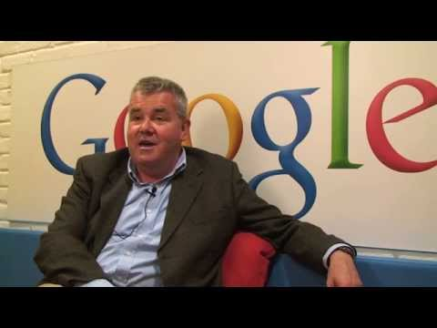 Finance really matters - John Herlihy FCA, VP Google & Head of Google Ireland.