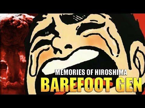 Barefoot Gen: A Cartoon Story of Hiroshima   Impactful Pictures