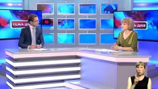 видео Жители Крыма получают паспорта России