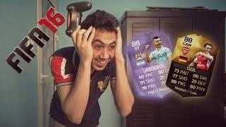 مو مصدق !! | Fifa 16 Pack Opening