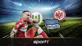 Ribéry-Rückkehr in die Bundesliga? Diese Teams kommen in Frage | SPORT1