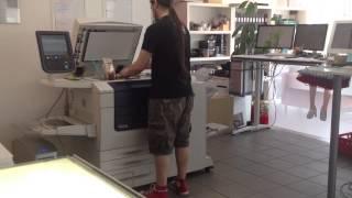Neuer 3D Drucker von Xerox. ;-)