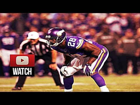 Adrian Peterson Full Highlights 2015.9.20 VS Lions - 134 Yards