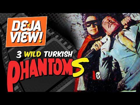 3 Wild Turkish Movies Based On