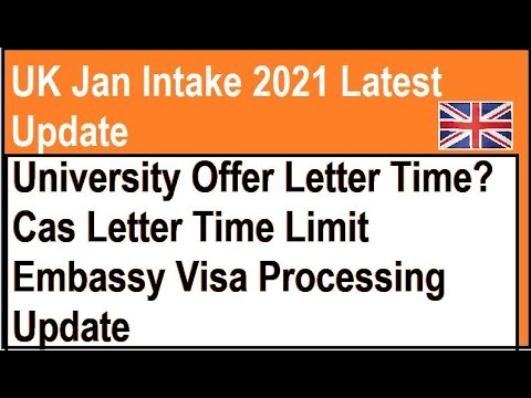 Uk Jan Intake 2021 | Uk Embassy Updates | Uk Visas And Immigration | Uk Visa Updates 2020 | Uk Study