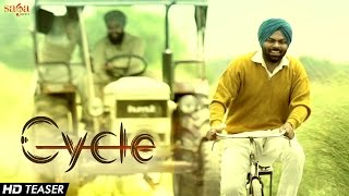 Brand new punjabi song 2014 || Sarthi k - Cycle || Official Teaser || Full HD