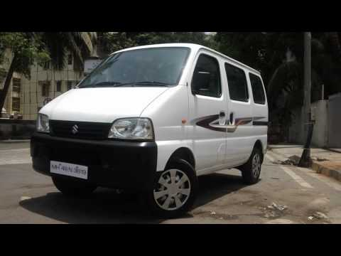 2011 Used Maruti EECO 5 Seater with AC for sale in Mumbai