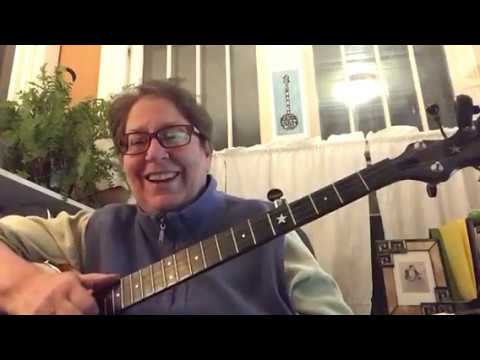 Nail That Catfish To A Tree Clawhammer Banjo Lesson