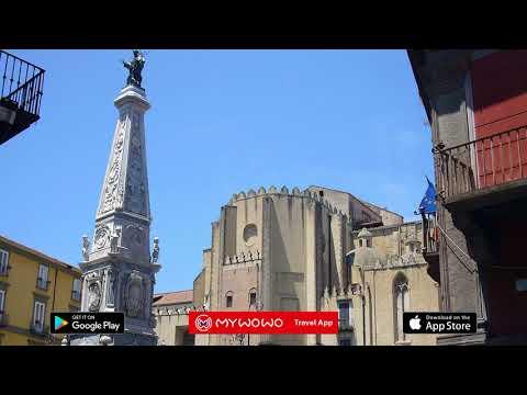 Spaccanapoli – Via Benedetto Croce – Naples – Audio Guide – MyWoWo  Travel App