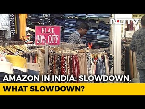 Expect Sales To Go Up This Festive Season, Amazon Tells NDTV
