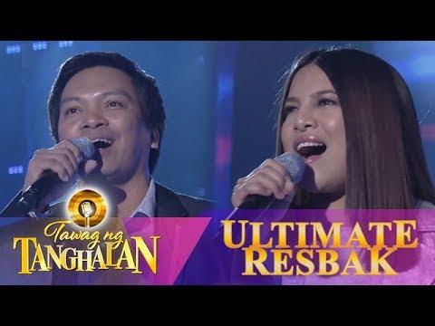 Tawag ng Tanghalan: Ato Arman vs. Aila Santos (Ultimate Resbak)