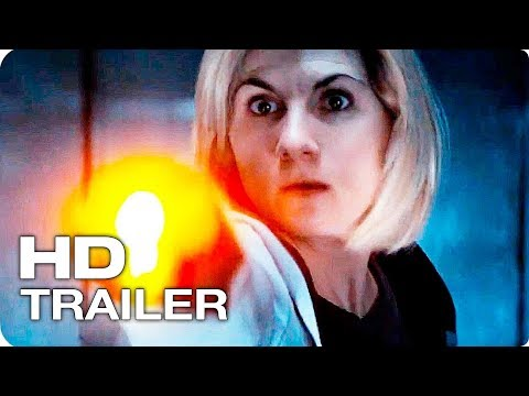 ДОКТОР КТО Сезон 11 ✩ Трейлер (Субтитры, 2018) BBC One Series