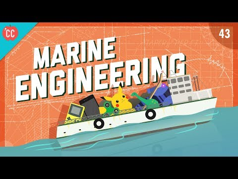How Seawater Sabotages Ships: Crash Course Engineering #43