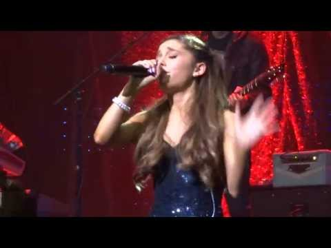 """Ariana Grande - """"You'll Never Know"""" (Live In Los Angeles 9-9-13)"""