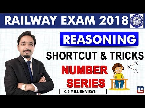 SHORTCUTS & TRICKS OF NUMBER SERIES  | REASONING |  HINDI VERSION