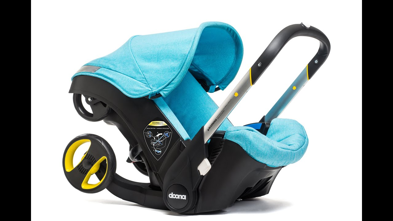 When Baby Stroller Without Car Seat