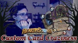 Custom Card Craziness #6 Witchwood Abilities