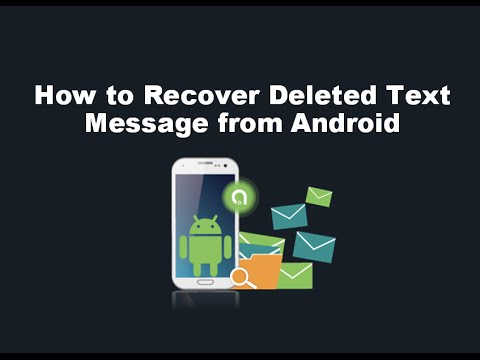 how to pull up deleted text messages on iphone android sms recovery directly recover deleted text 21385