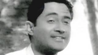 Aankhon Hi Aankhon Mein - Dev Anand, Geeta Dutt, Mohd Rafi, CID Song