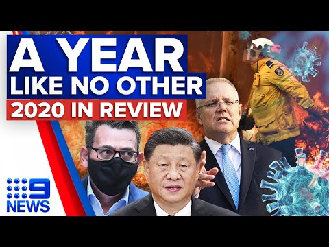 2020 in review: A year like no other for Australian politics | 9 News Australia thumbnail