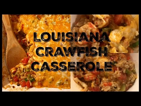 What's For Dinner? Episode 38: Crawfish Casserole