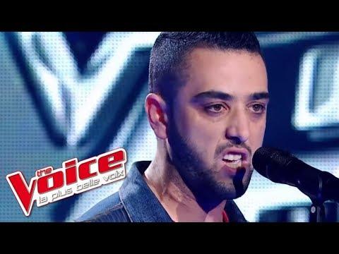 The Voice 2012 | Akim Ghardane -  La Bohème (Charles Aznavour) | Blind Audition