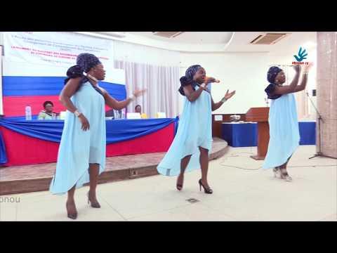 Les Femmes Amazones de la musique Béninoise le groupe TERIBA