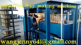 paper forming egg box forming machine -egg tray industrial tray machine 00869-15153504975