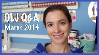 OLJ Q&A (March 2014) Thumbnail