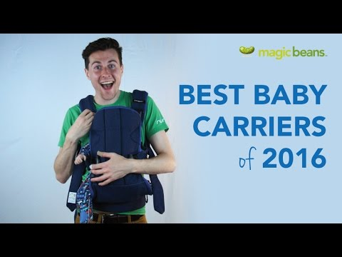 Best Baby Carriers 2016 | Most Popular | Ergobaby | BabyBjorn | Stokke | Baby K'tan | Moby
