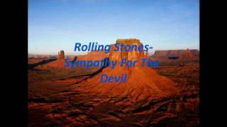 Rolling Stones-Sympathy For The Devil