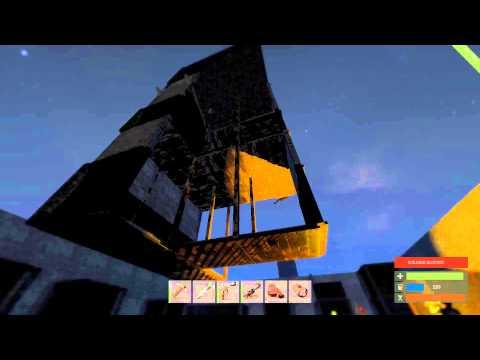 Cae la casa de los MERMAOS - Rust
