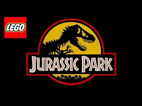LEGO Jurassic World Pelicula Completa Jurassic Park