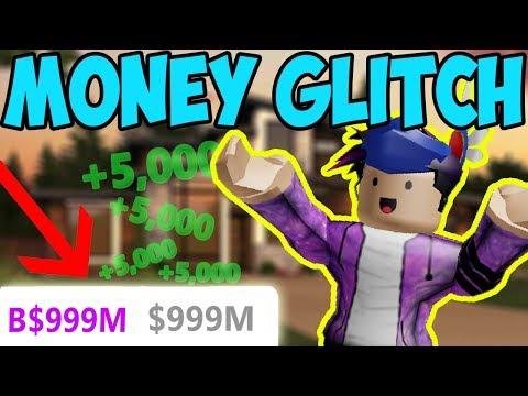 Bloxburg Money Duplication Glitch Fast Money Method Roblox
