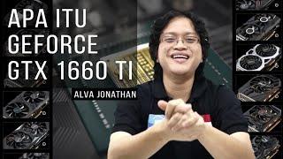 Apa Sih NVIDIA GeForce GTX 1660 Ti itu? - Indonesia